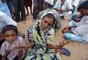 SRI LANKA-UNREST-MUSLIM-MASSACRE