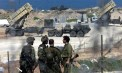 ISRAELI AND U.S. SOLDIERS GUARD AMERICAN PATRIOT ANTI-MISSILE BATTERIESNEAR TEL AVIV.